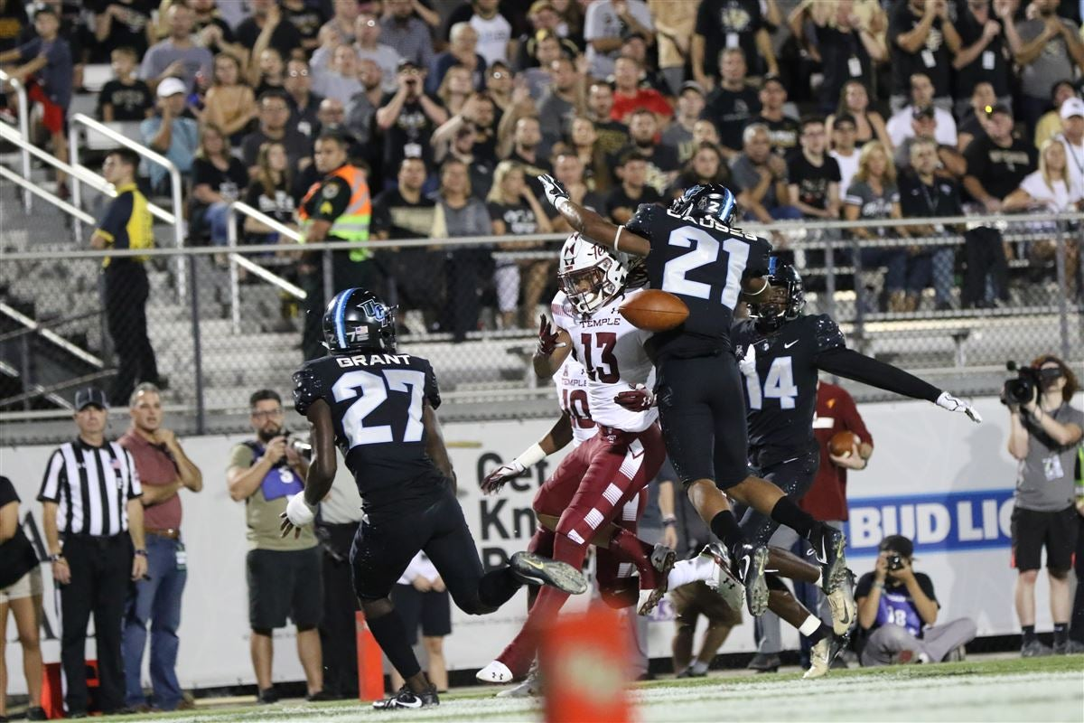 quality design 0a933 89147 Michael Colubiale, UCF, Wide Receiver