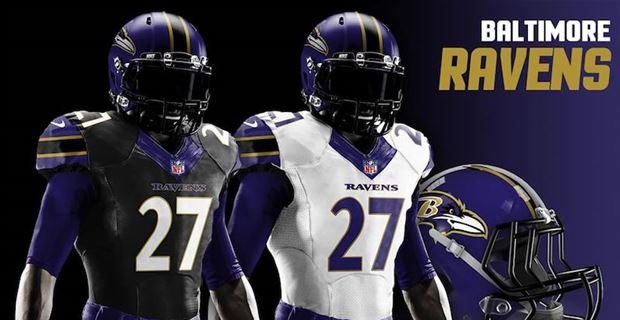 timeless design c12b3 2ae8a Redesigned uniforms for every NFL team in 2019