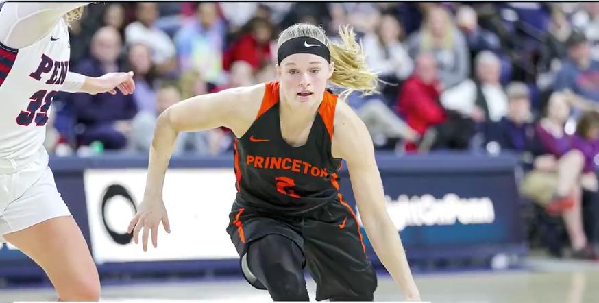 UNC Women's Basketball Lands Princeton Transfer Carlie Littlefield