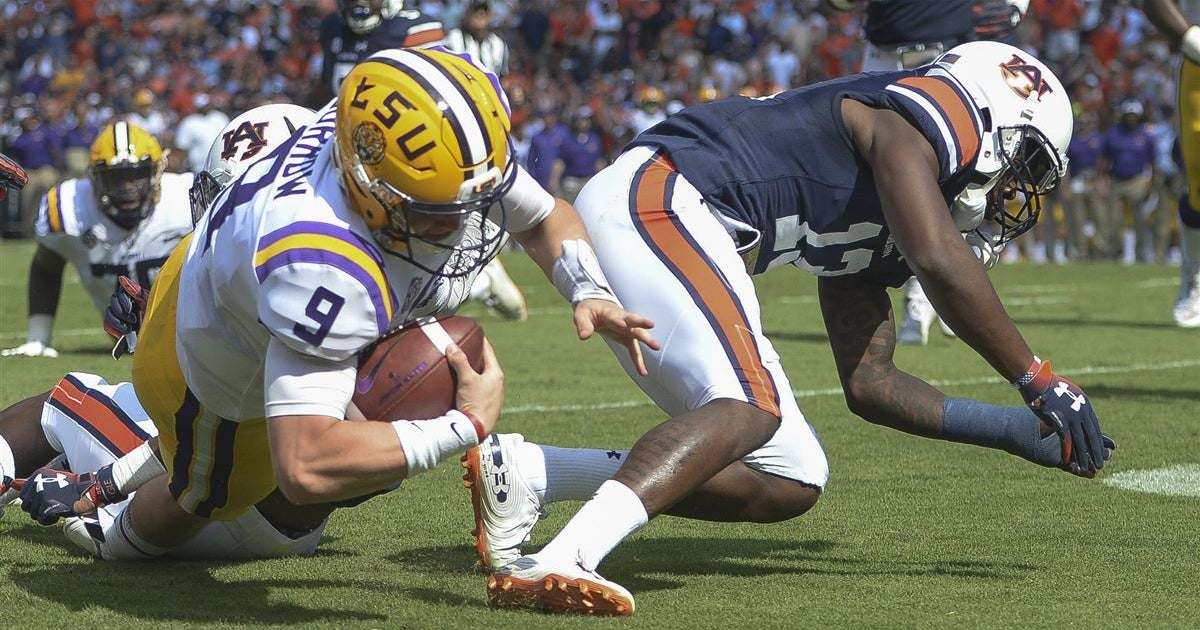 Can Auburn hold a 'video game' offense like LSU under 30 points?