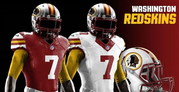 timeless design 32c07 3b178 Redesigned uniforms for every NFL team in 2019