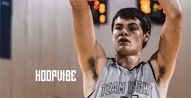 Luke Anderson schedules three official visits