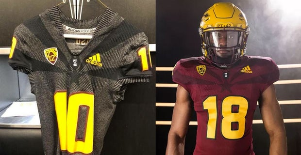 3aee01d1caa Here are the new college football uniforms and helmets in 2018