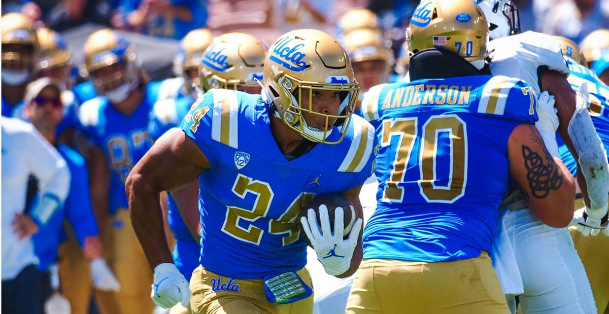UCLA running back Zach Charbonnet breaks down Chip Kelly's offense