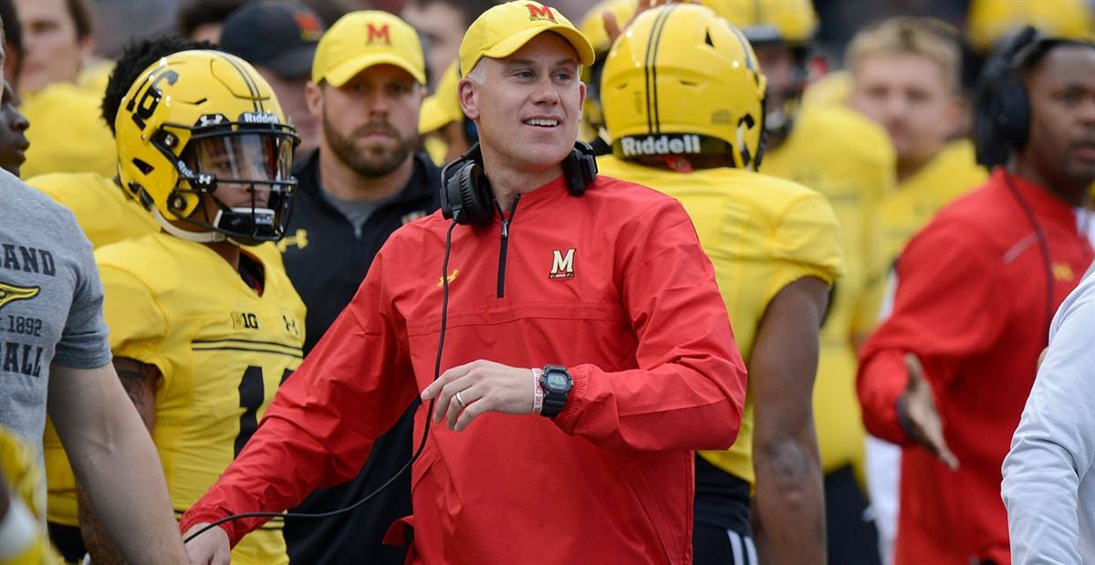 Rankings notes and Maryland buzz from the trail