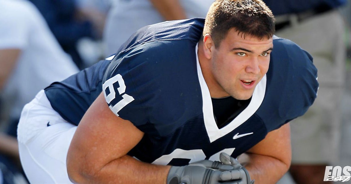 Two-time Super Bowl champ returns to Penn State OL room - 247Sports