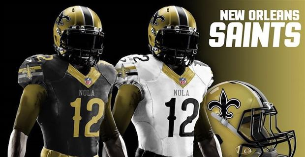 timeless design 2bdb0 1de8e Redesigned uniforms for every NFL team in 2019