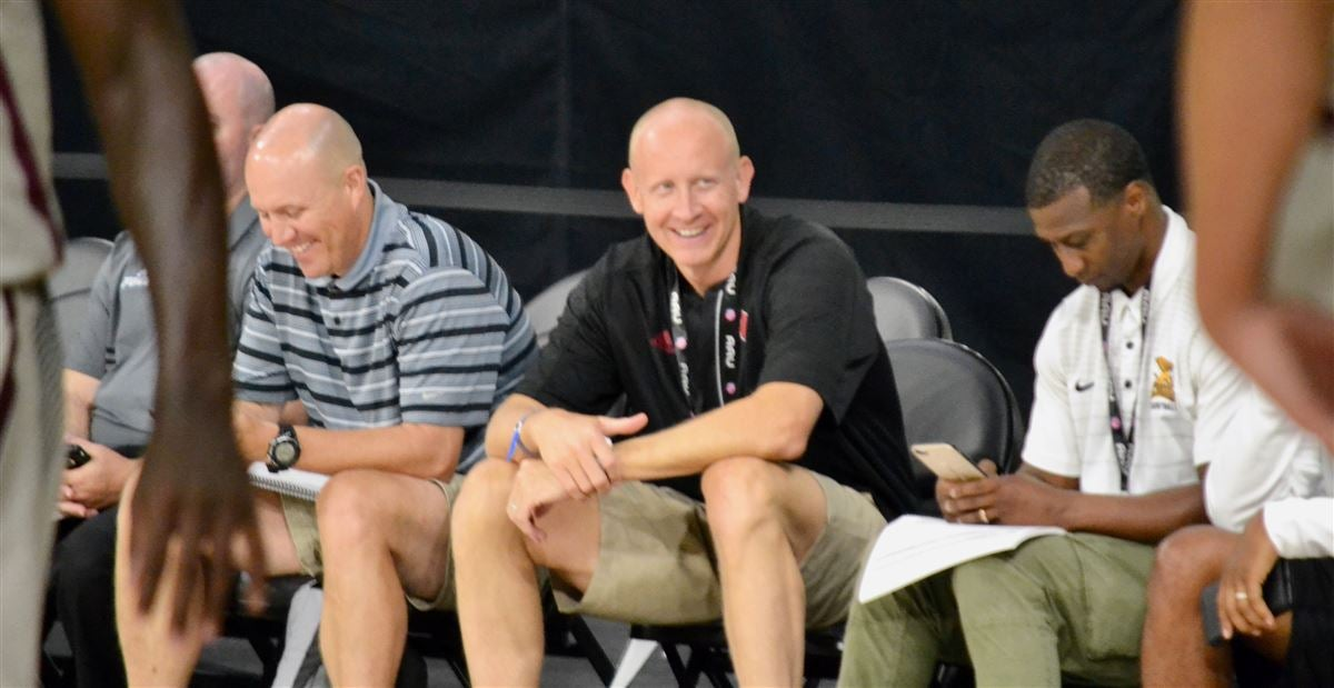 Chris Mack ends summer recruiting period watching Dontaie Allen