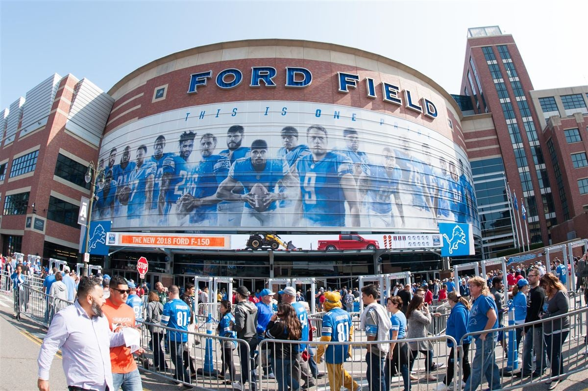 cheaper 23bda 6796a Detroit Lions single game tickets to go on sale in July