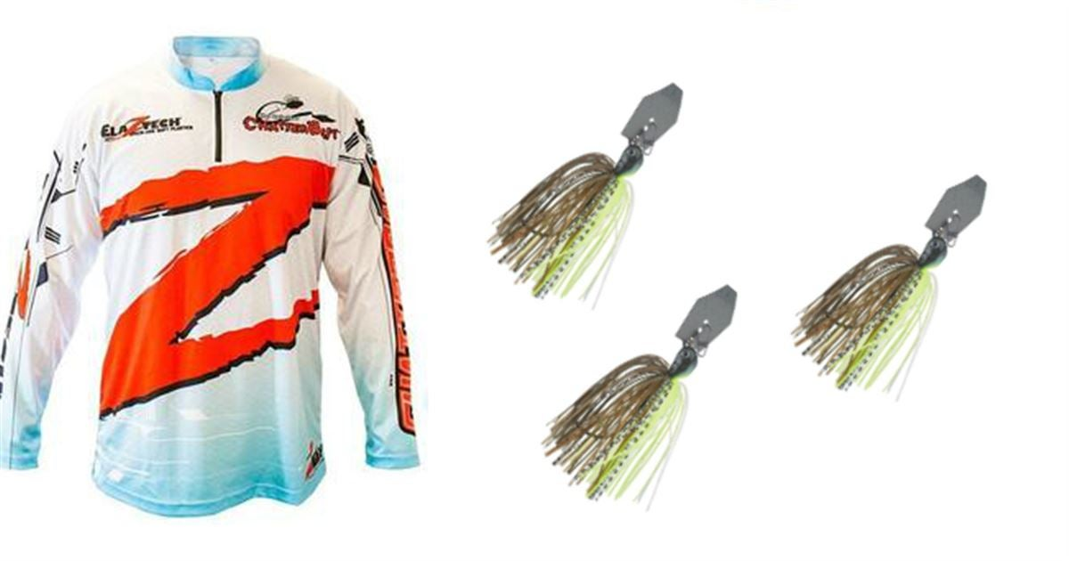 Discount tackle z man giveaway for Free fishing tackle giveaway