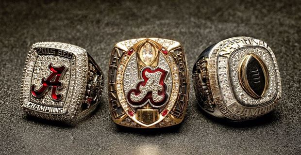 replica ncaa ring rings shot acc at screen tigers clemson championship grande products fox am