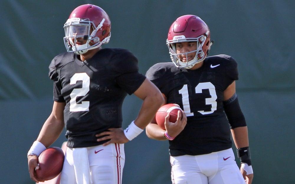 10 national analysts predict Alabama's starting QB