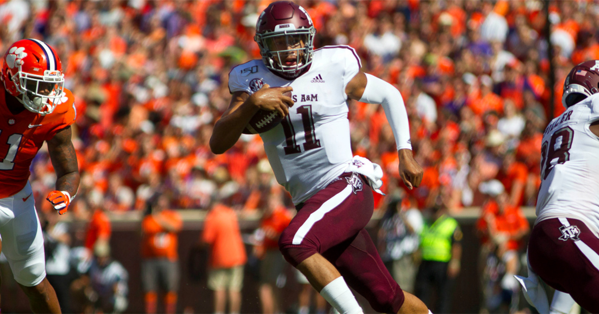 Texas A&M football live updates: Scores, results, highlights