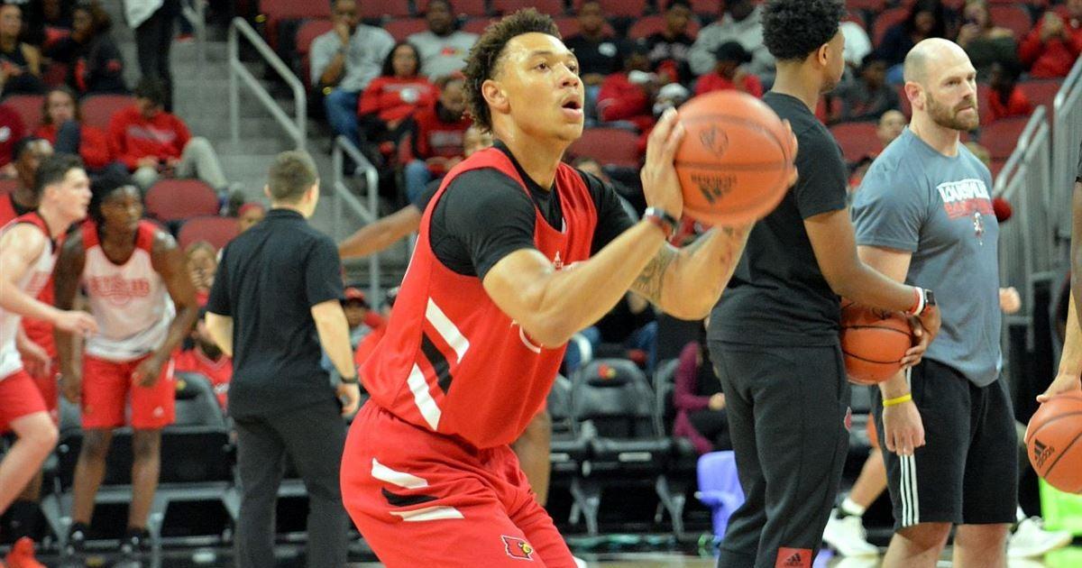 Josh Nickelberry leaving Louisville basketball team