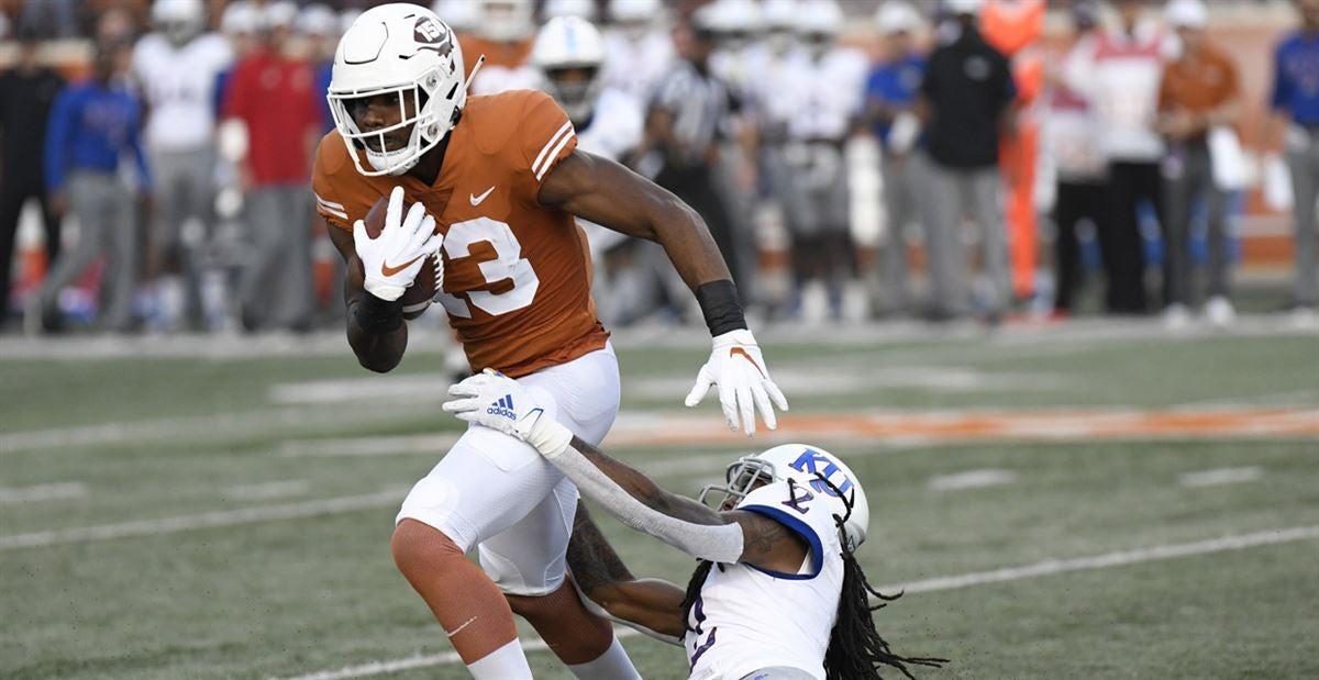 Texas-Kansas Grades: Offense answers the call