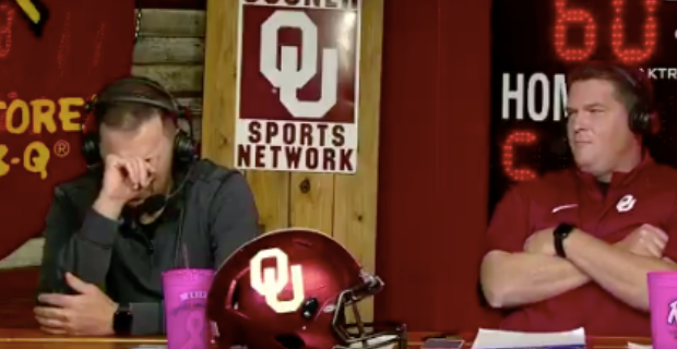 Lincoln Riley remembers exact play calls in 2017 game at random