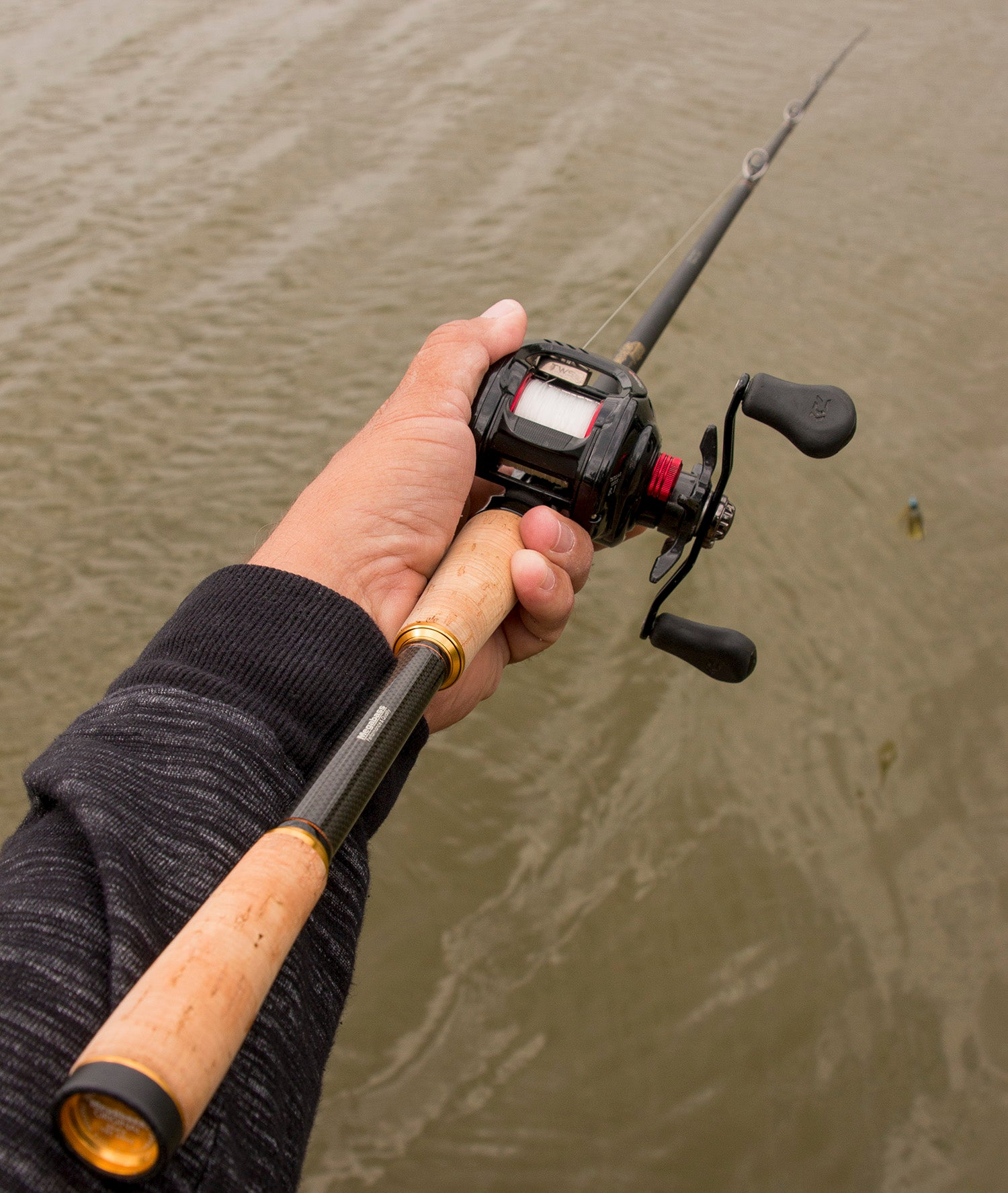 Megabass destroyer fmj casting rod review for Bass fishing poles