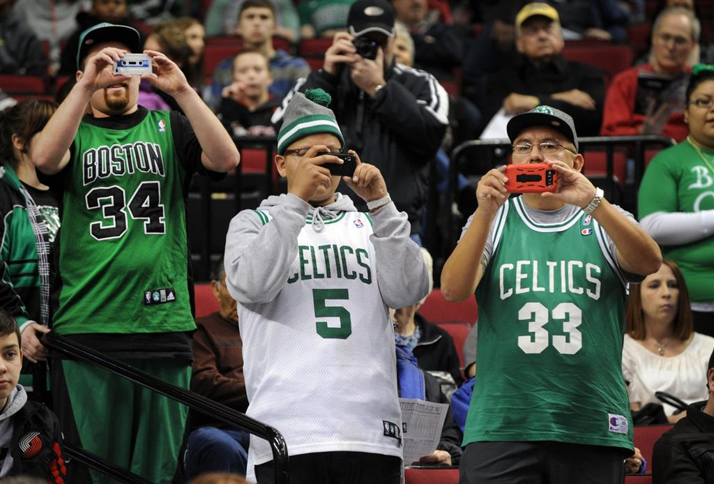 f6455d1d947 Boston Celtics unveil alternate uniforms