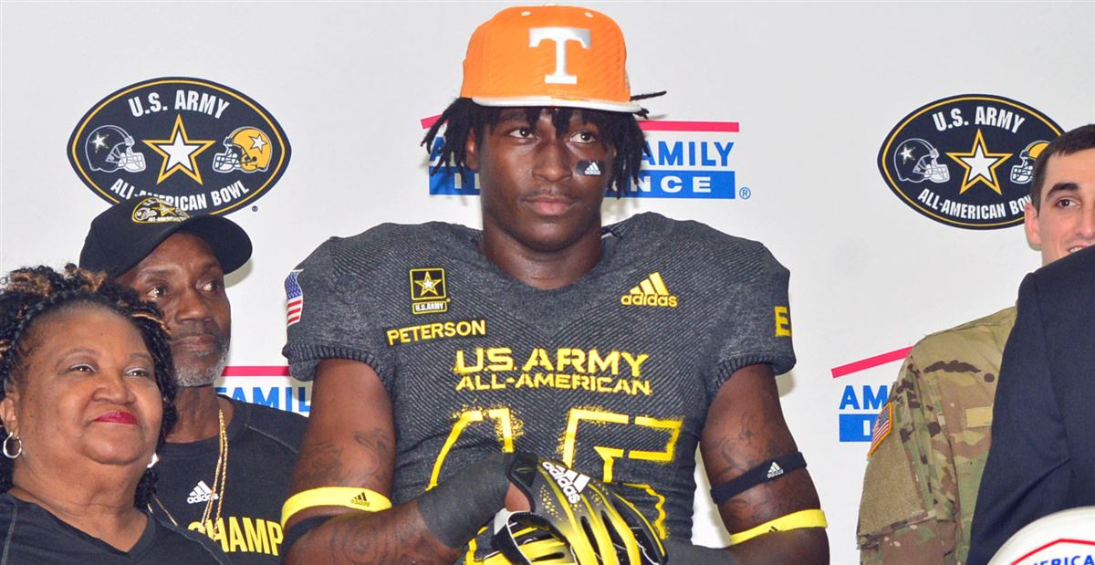Prized 2018 signee Peterson 'close' to finally joining Vols