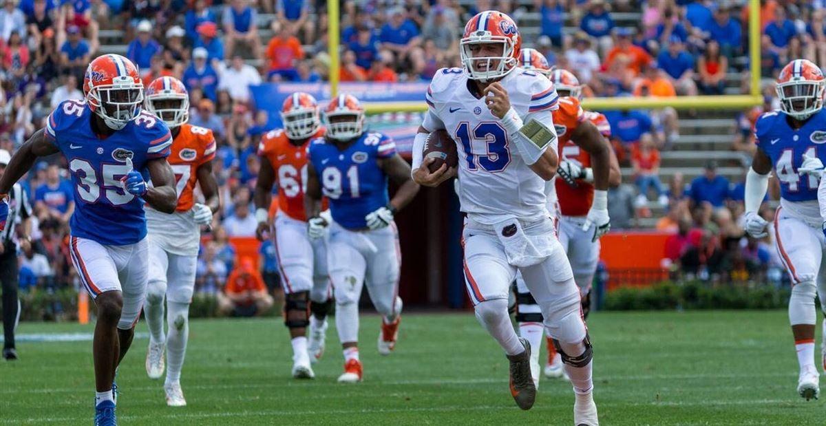 BetDSI sets odds on Florida starting QB battle