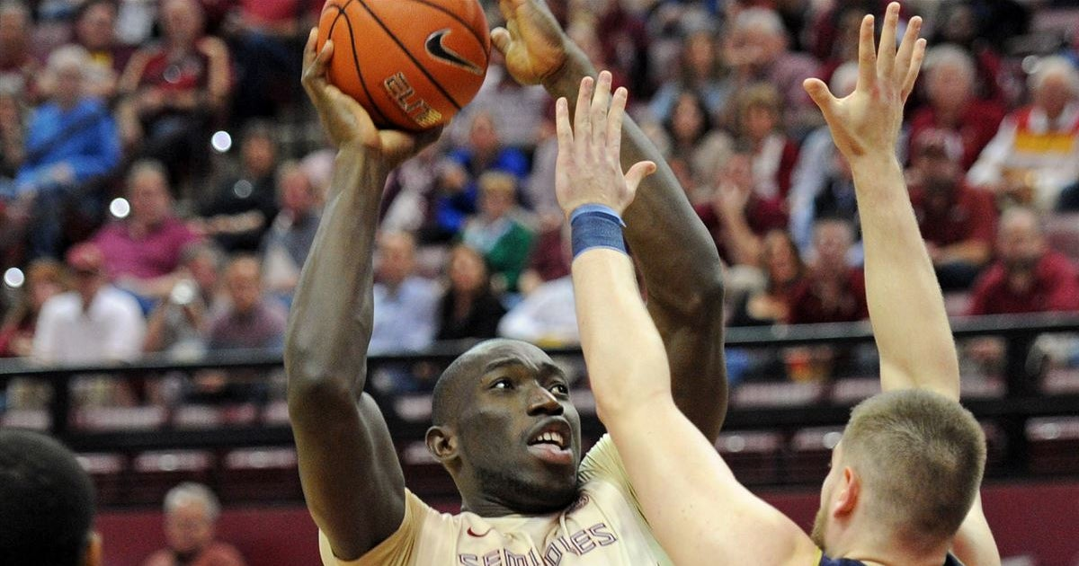 Former Florida State center Michael Ojo dies at 27