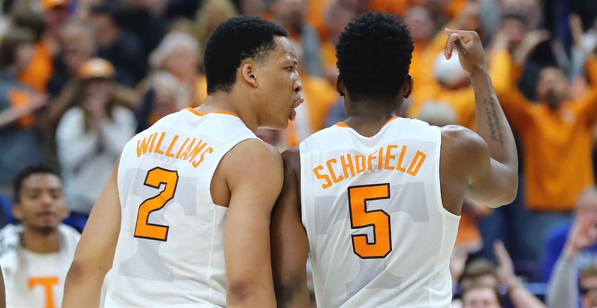 ESPN's updated College Basketball Power Index has Vols at No. 3