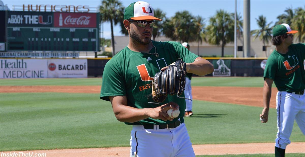 Miami Hurricanes Release Fall Baseball Roster