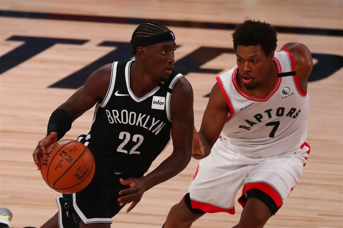 Nets See Caris Levert Take Next Step In Nba Bubble