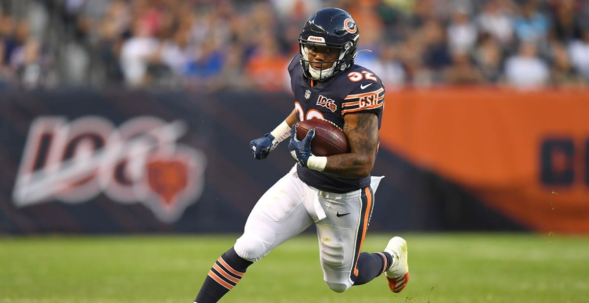 Running game key to offensive resurgence for Chicago Bears