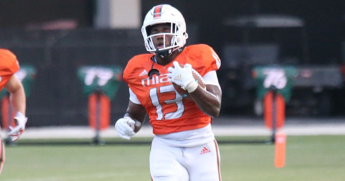 Manny Diaz talks running backs, impressed by DeeJay Dallas