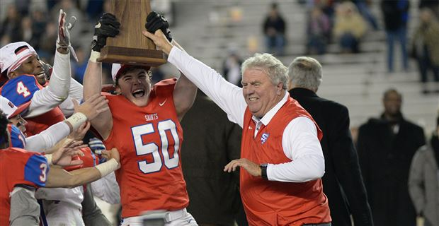 St. Paul's Completes Comeback To Win 5A Title