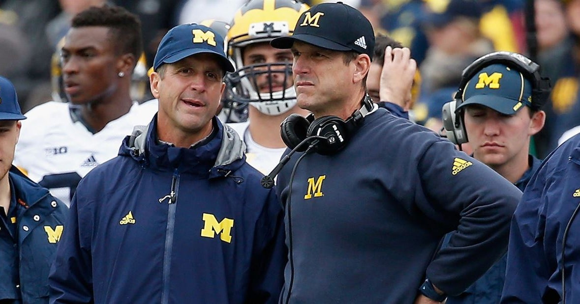 John Harbaugh's recommendation holds weight in decision for Michigan to hire Mike Macdonald