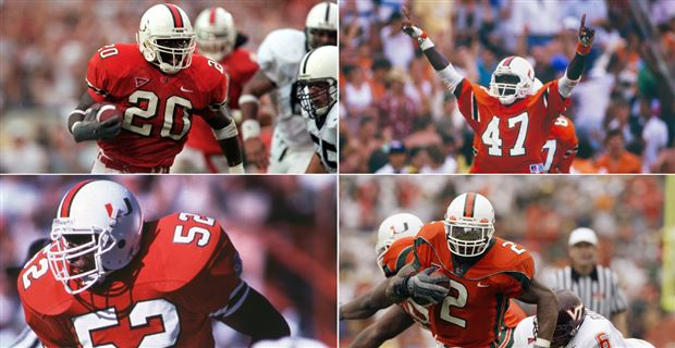 The Miami Hurricanes Have A Storied College Football Tradition That Has Featured Some Of Most Dynamic Talents To Ever Play Game