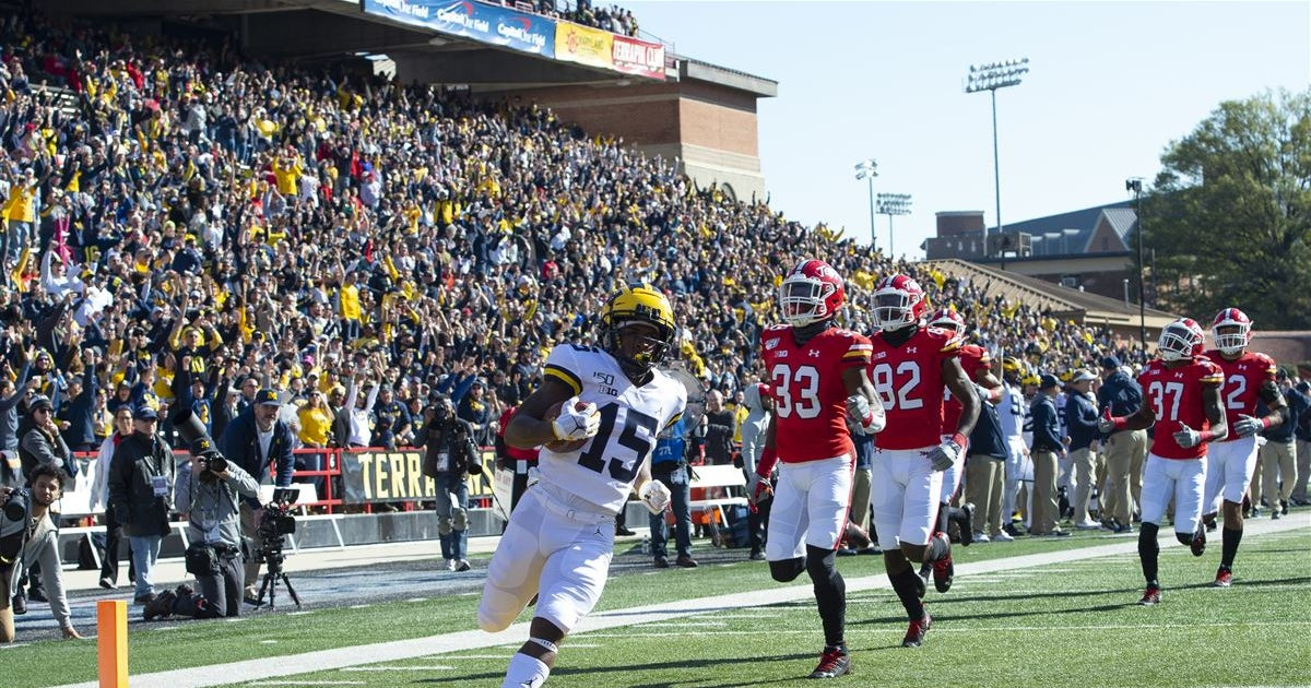 Several Wolverines change jersey numbers in updated 2020 roster