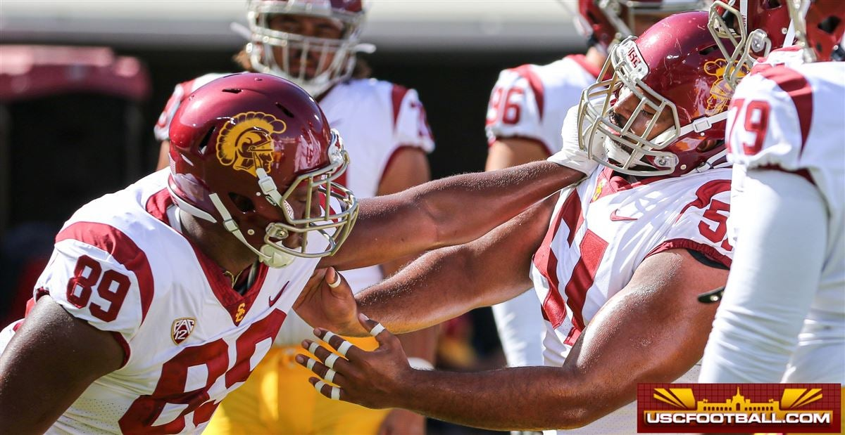 Revisiting 10 burning questions for USC football's fall camp