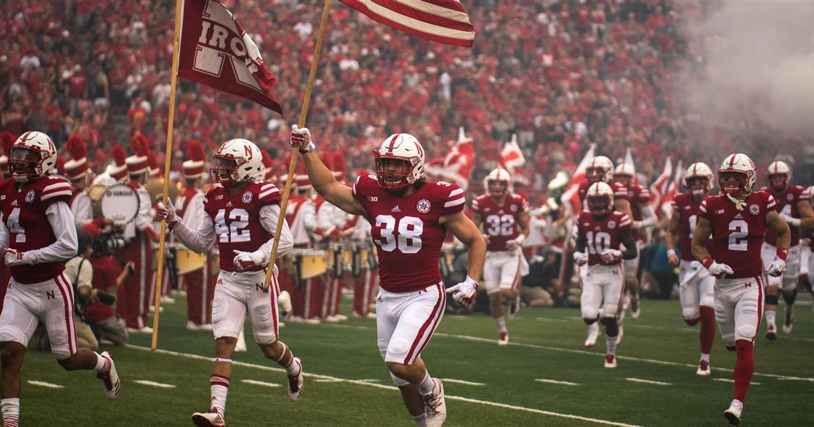 Huskers were vocal, yes, but not as alone as sometimes suggested