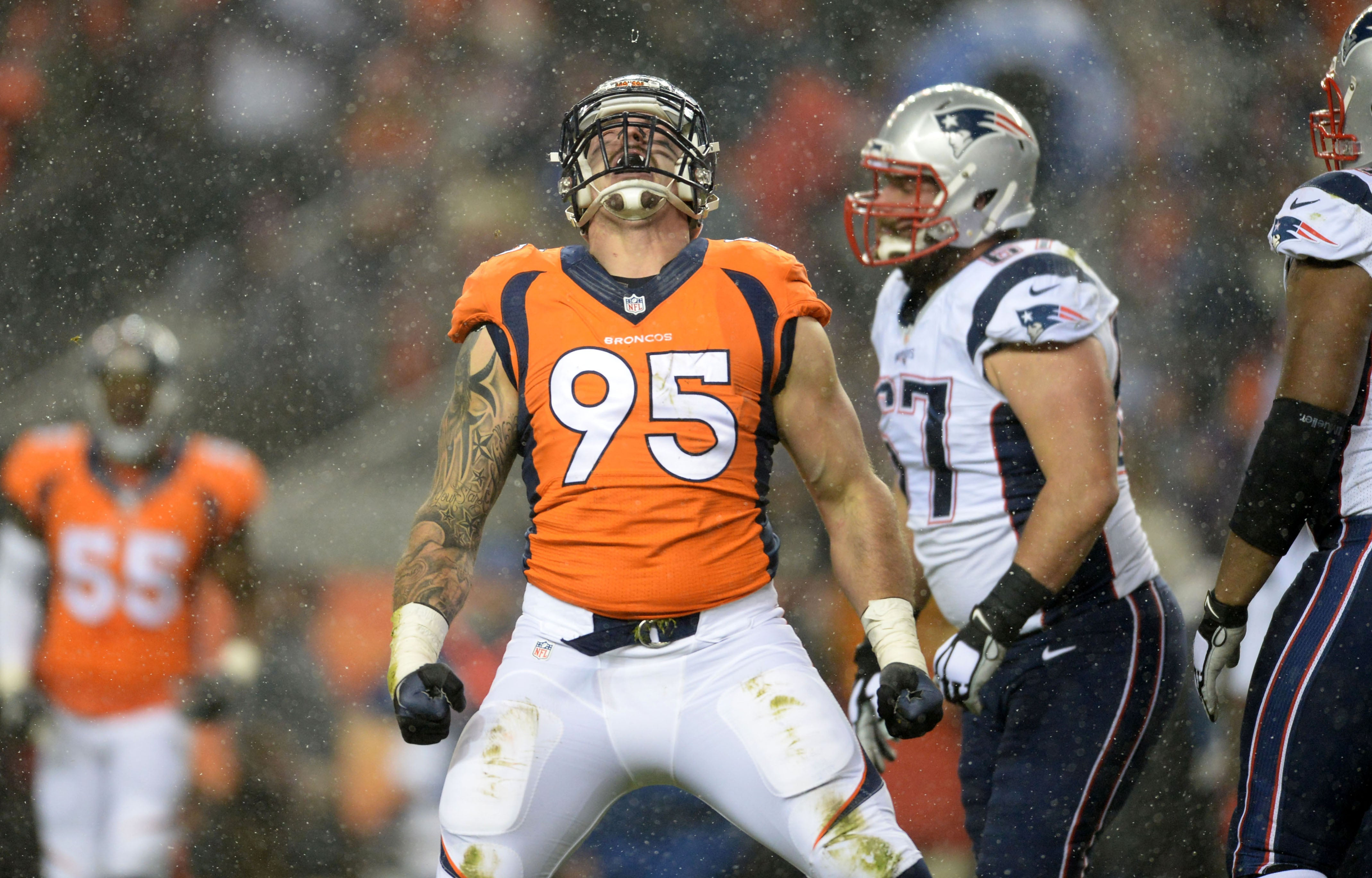 Derek Wolfe Is Focused Being A More Vocal Leader For The Denver