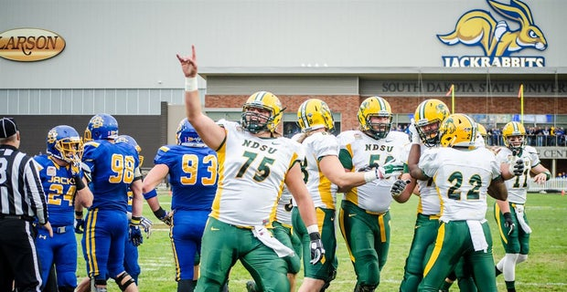 College Gameday Showcases Ndsu V Sdsu As Premier Rivalry Game
