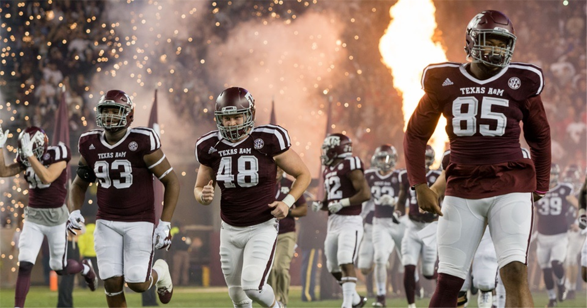 Ole Miss Football Preview Ask The Expert: Eight Questions About Texas A&M