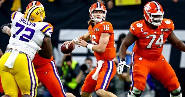 ESPN updates college football preseason Top 25 for 2020