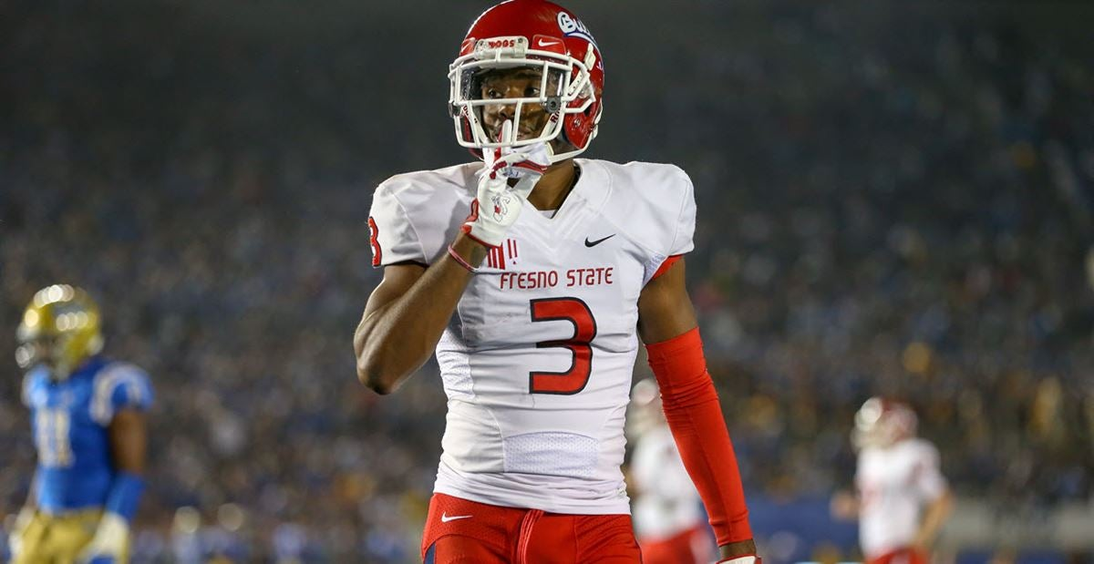 best authentic 11d01 23692 Arizona Cardinals select receiver KeeSean Johnson in NFL Draft
