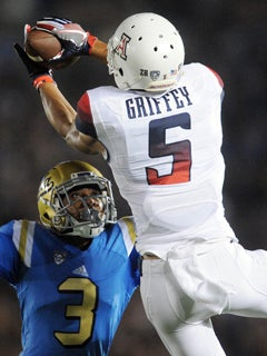 premium selection 4ad11 390c1 Trey Griffey, Pittsburgh, Wide Receiver