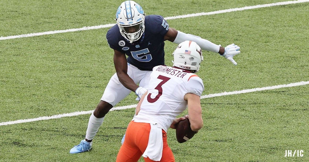 CB Patrice Rene details transfer to Rutgers from UNC