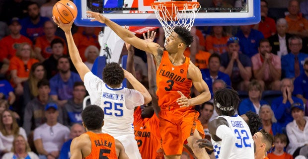 Hudson's return gives Gators well-rounded, experienced lineup