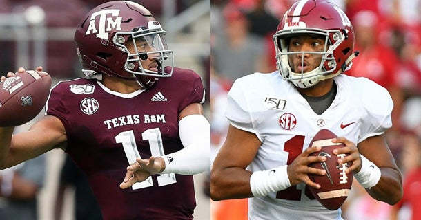 How to watch Texas A&M vs. Alabama, streaming link