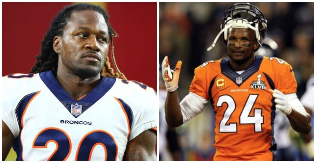 reputable site 6f4db 55cd1 Broncos announce new numbers for Jones, Lindsay, Freeman