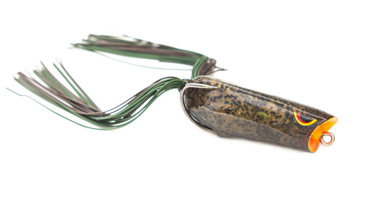 5 spring topwater lures every bass angler needs for Topwater fishing lures