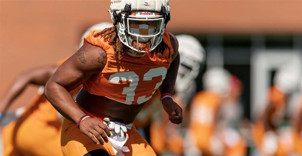 Look: With masks on, Tennessee's fall camp has different look