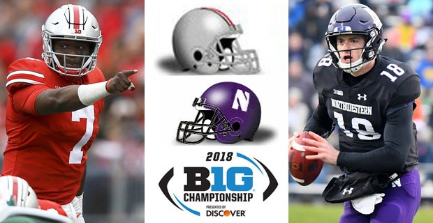 bf41f40bfc3 Big Ten Championship Game Data: Ohio State vs. Northwestern