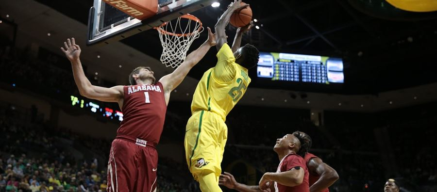 Chris Boucher signs NBA contract after going undrafted e439c241a
